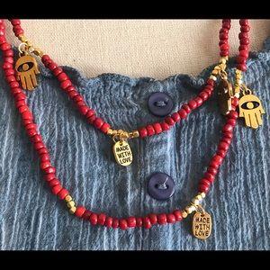 Jewelry - 🌲5/$25 CC Skye Hand of Fatima Necklace